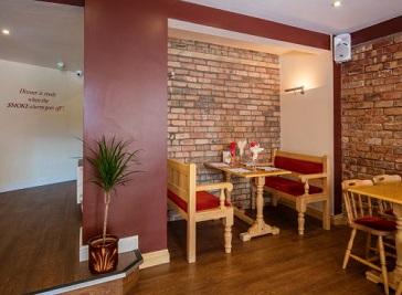 Fabian's Kitchen in Llandrindod